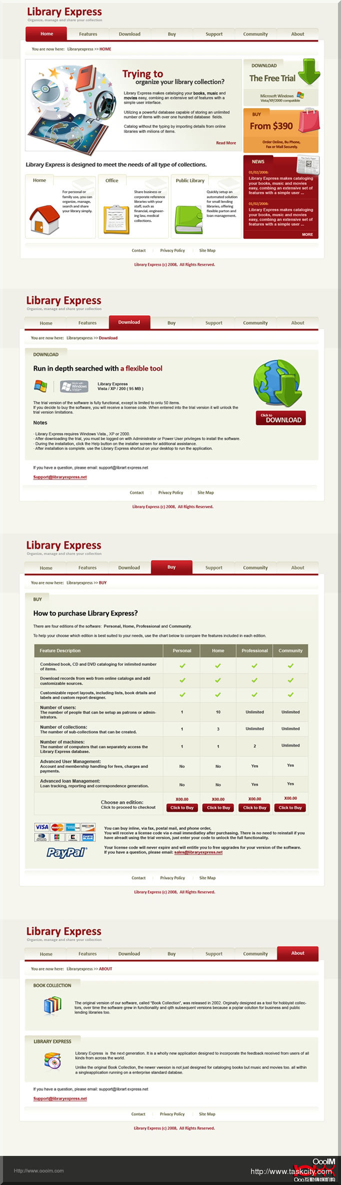 Libraryexpress oooim